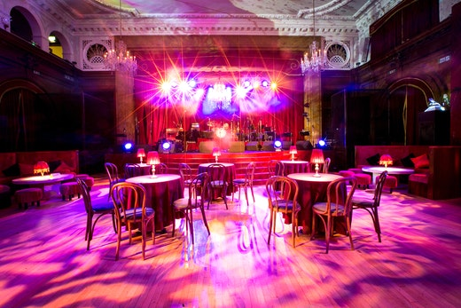 Teen Party - Venue Hire London | Canvas Events