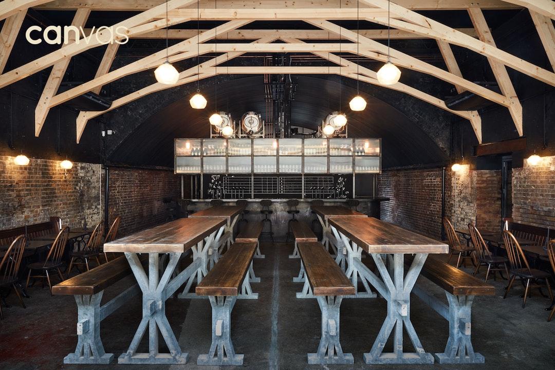 Hackney Church Brew Co London Venue Hire Canvas Events