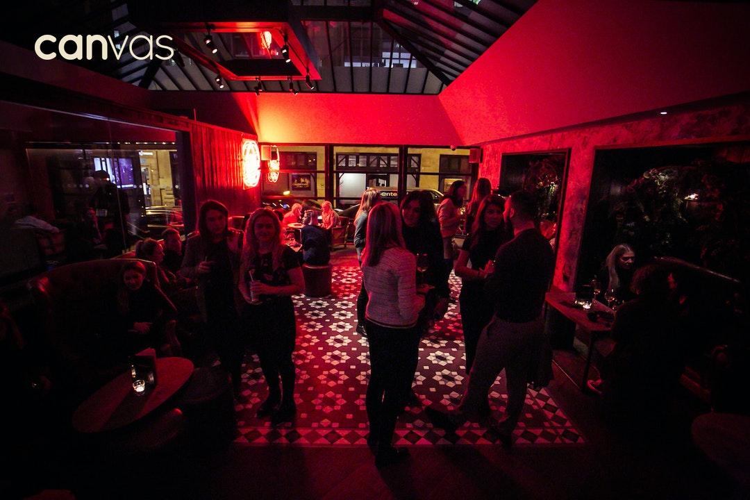100 Wardour St London Venue Hire Canvas Events